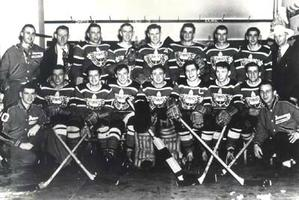 Edmonton Mercurys, Olympic Hockey, 1952