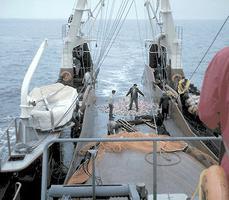 Deep-Sea Dragger
