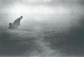 Tempête de poussière