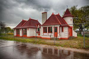 Joy Oil station 2012