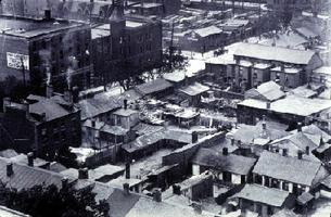 Toronto, The Ward, 1910