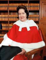 Bertha Wilson, avocate, juge
