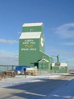 Spruce Grove Grain Elevator