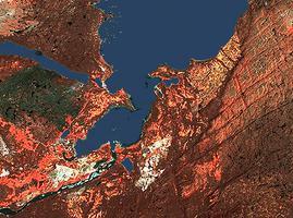Happy Valley\u0096Goose Bay (image-satellite)
