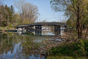 Toronto Islands Bridge