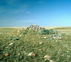 Cromlechs, Alberta du Sud-Est