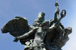 Winged Figures, National War Memorial
