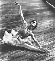 Vanessa Harwood, dancer