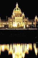 Victoria, édifice du parlement de