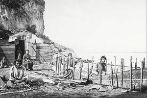 Montagnais, indiens