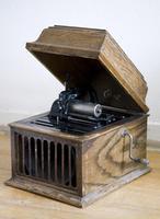 Edison Cylinder Player