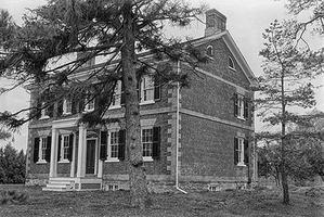 Gibson House, c 1967