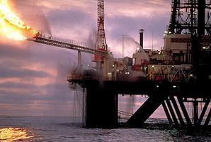 Oil Drilling Rig, Terra Nova C-09