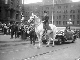 Orange Order Parade, c 1932