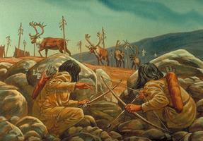 Chasseurs de caribous migrateurs