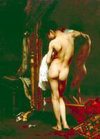 Venetian Bather
