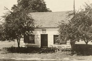 Scadding Cabin, c 1910s
