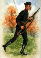 Uniforme : fusilier