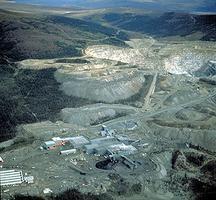 Anvil Range Mine