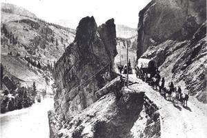 Cariboo, route