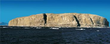 South Coast of Hans Island