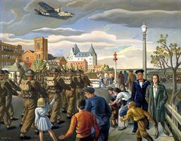 Edmonton, 1943