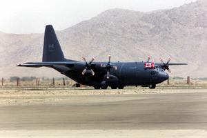 Hercules in Kandahar