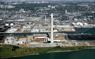 Centrale électrique Hearn
