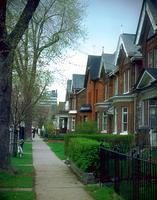 Brick Speculator Houses