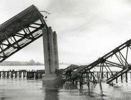 Second Narrows Bridge Collapse, 1958