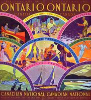Ontario Promotional Poster