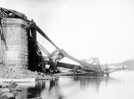 Pont de Québec, désastre au