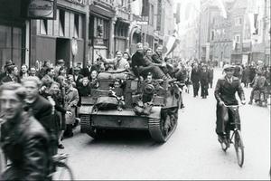 Libération des Pays-Bas