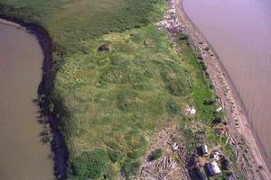 Kitigaaryuk (Aerial View)