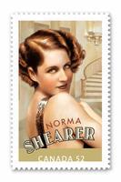 Norma Shearer Commemorative Stamp