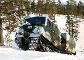 Northern Terrain Vehicle