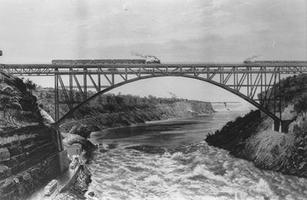 Niagara, pont à