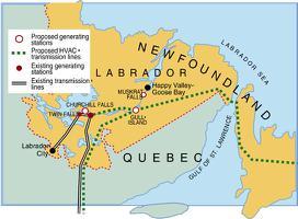 Labrador Power Plans