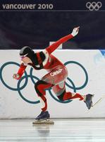Nesbitt, Christine, speed skater
