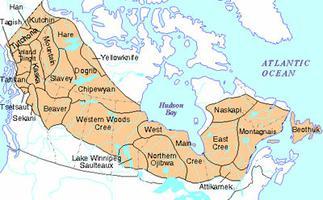 Autochtones : la région subarctique