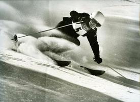 Heggtveit, Anne, skier