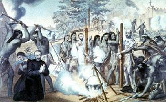 Martyre des Jésuites