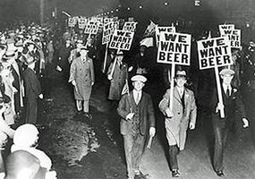 Prohibition in Toronto, c 1900s