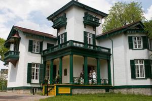 Bellevue, villa