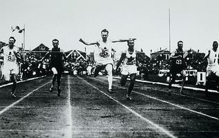 Percy Williams, sprinter