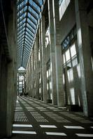 Musée des beaux-arts, corridor du
