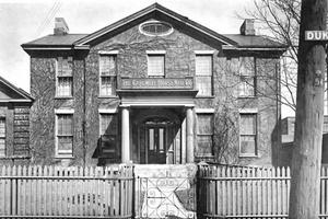 Campbell House on Duke Street