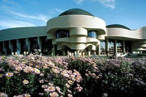 Musée canadien des civilisations, façade du