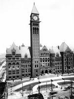 Toronto, ancien hôtel de ville