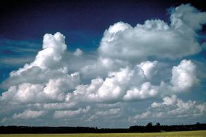 Nuages (Cumulus)